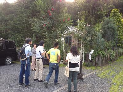 2012年6月29日 ツッチー(土屋一昭氏)&パソコン教室 蛍狩り