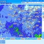 全国版 東京アメッシュNHKでも話題になった高解像度降水ナウキャスト