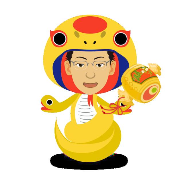 郵便年賀.jpで干支似顔絵をつくろう!2016年度版 http://yubin-nenga.jp/eto/
