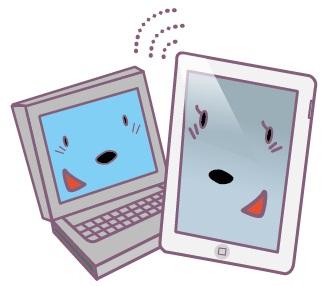 iPadとパソコンの写真を同期 iTunseを経由する場合