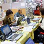 2011年11月7日の教室の様子